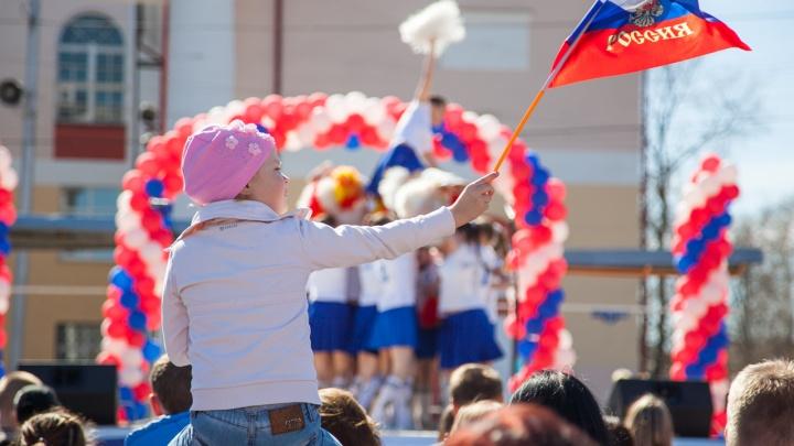 Спилс-карта России, квест и выставка оружия: как Архангельск отметит День флага