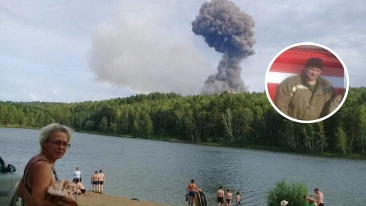 «Он герой!»: россияне дают оценку поступку пожарного, погибшего при тушении склада боеприпасов