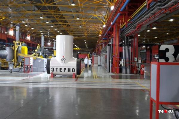 Молодой человек свёл счёты с жизнью на работе, на заводе«Этерно», в ночь на вторник