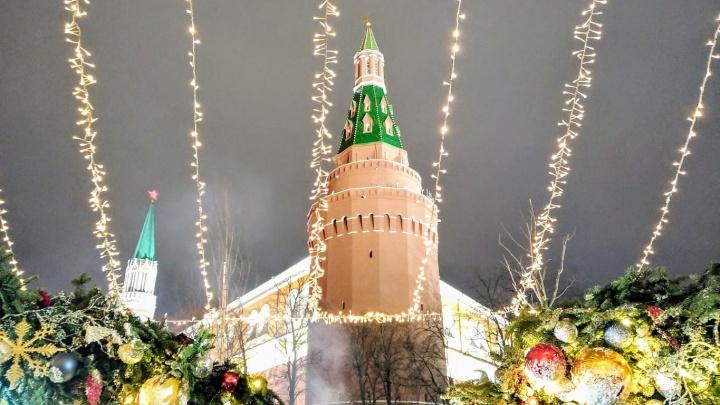«Москва не горит, она взрывается огнями и деньгами»: нижегородка о путешествии в новогоднюю столицу