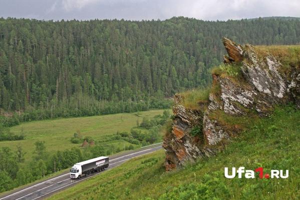 Природа в Башкирии и правда уникальна