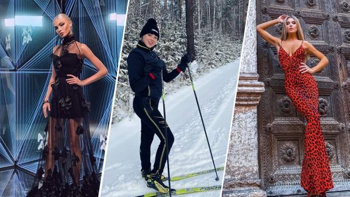 На малой родине, в Италии и Москве: рассказываем, где отмечали Новый год известные тюменки