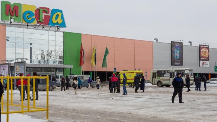 Наклеить не успел: новосибирец получил срок за кражу тележки с обоями у покупателя в «МЕГЕ»