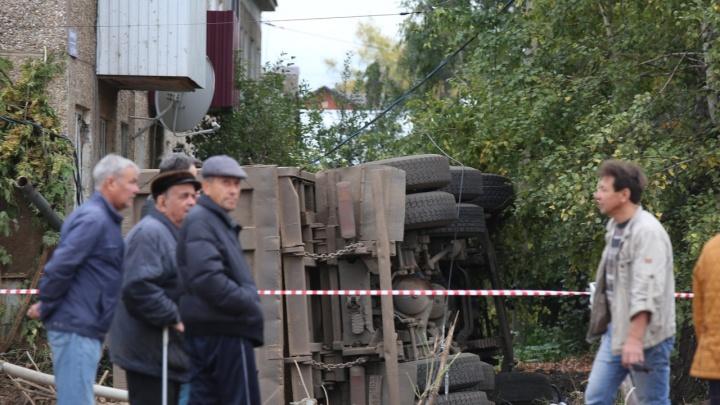 Под Уфой 11-летнюю девочку сбил грузовик: что на этот момент известно о трагедии