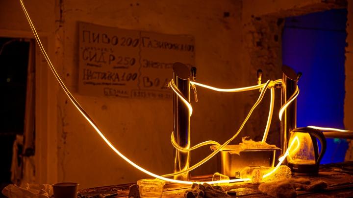 Из-за обрушения крыши в кафе Новосибирска завели уголовное дело