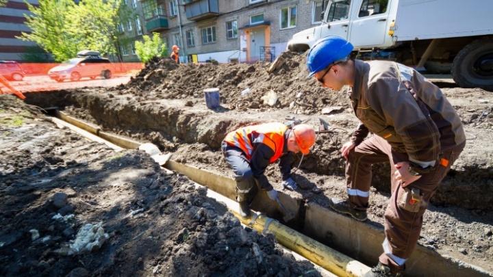 Срыв сроков подачи горячей воды в дома челябинцев перерос в дело