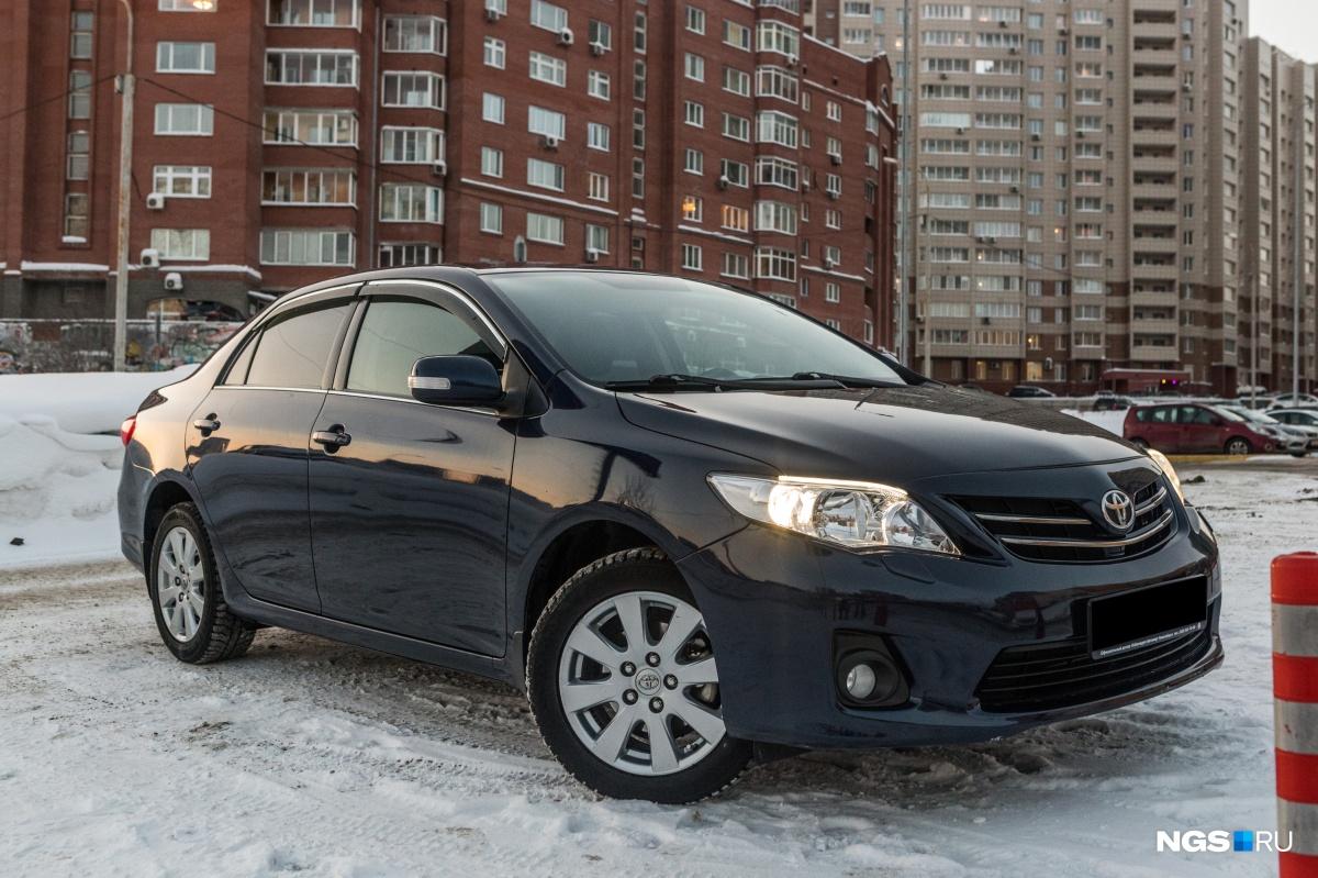 Подержанная «японка» за 450 тысяч: что может позволить себе обычный новосибирец на рынке авто