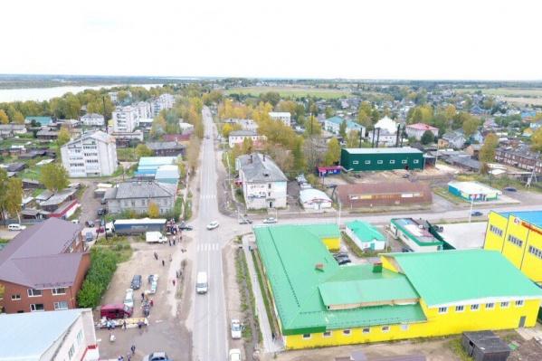 Красноборская экобессрочка будет проходить на улице Свердлова