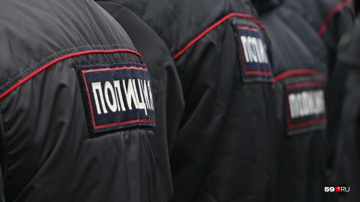 Полиция Перми ищет очевидцев нападения на водителя-экспедитора