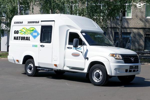 Сейчас эта универсальная грузопассажирская модификация УАЗ «Профи» проходит сертификацию