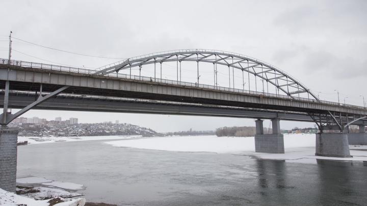 Уровень одной из рек в Башкирии пошел на снижение