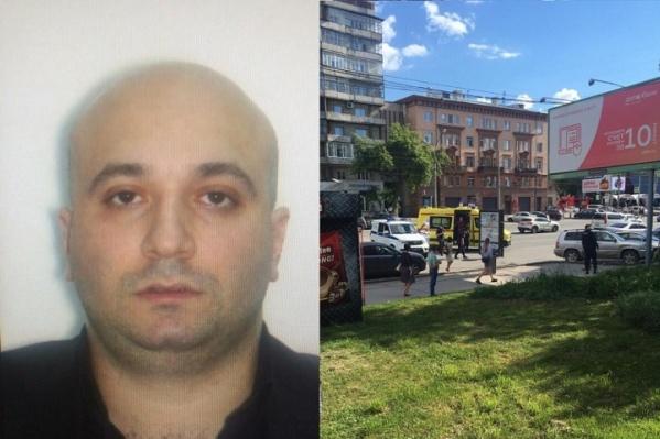 В убийстве бизнесмена подозревают 32-летнего Николая Квочкина