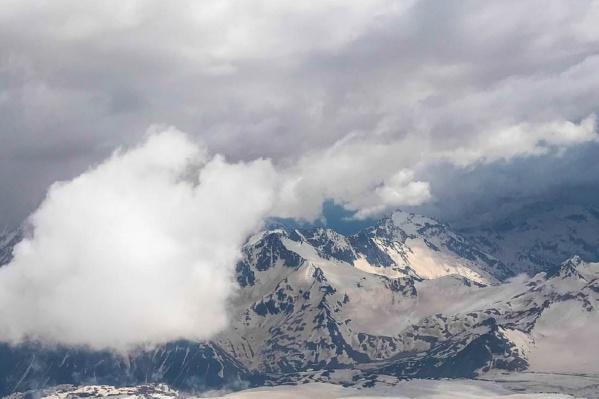 Несчастный случай с альпинистом из Перми произошел в Приэльбрусье 15 июля