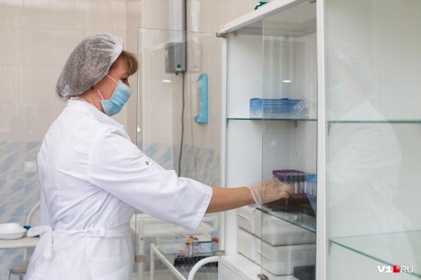 Привить от гриппа планируют половину населения Волгоградской области