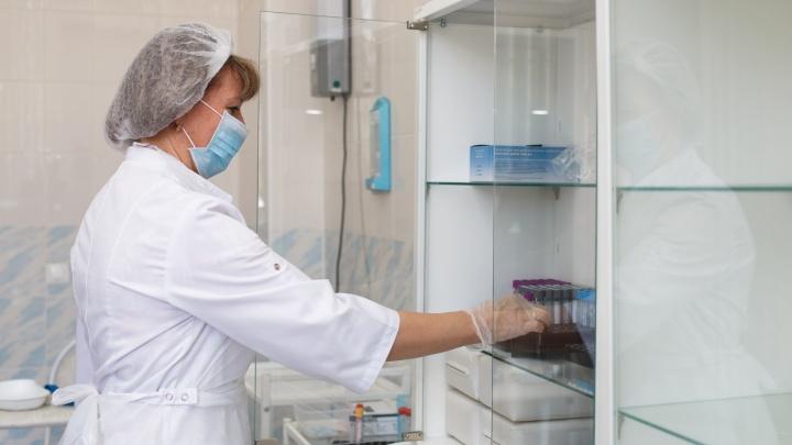 В Волгоградской области от гриппа привили полмиллиона человек