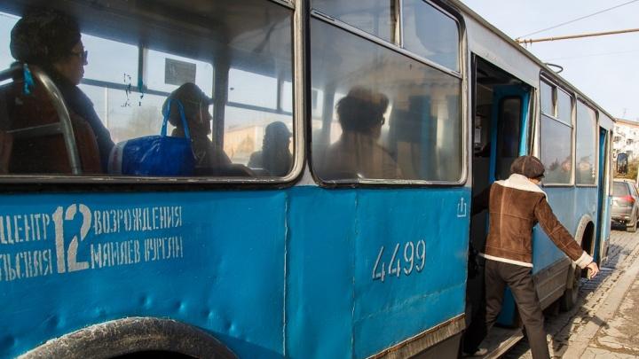 «Зарплаты тоже выросли»: волгоградские чиновники объяснили причины подорожания проезда в транспорте