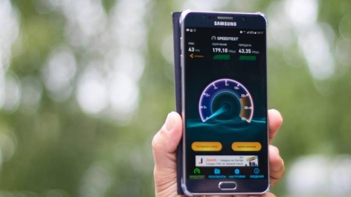Столичный интернет LTE-Advanced стал доступен 40% жителей Башкортостана