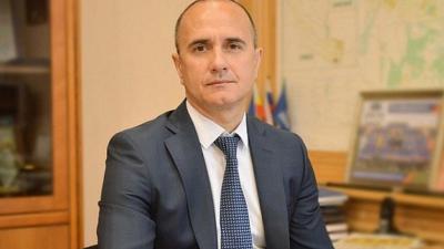 Новым заместителем губернатора Ростовской области стал Игорь Сорокин