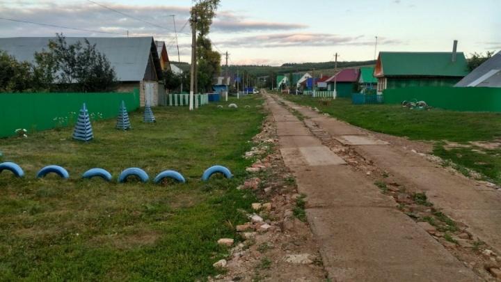 В Башкирии в дровянике нашли тело пенсионерки