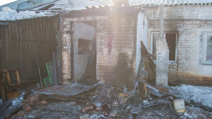 В Верховном суде рассмотрели дело жителя Лозовки, который сжёг своих детей