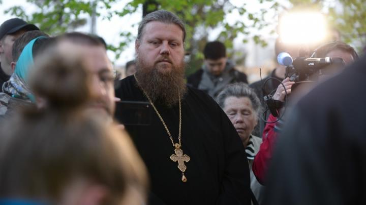 «Церковь призовет паству голосовать за конкретное место»: отец Максим — о новой площадке для храма