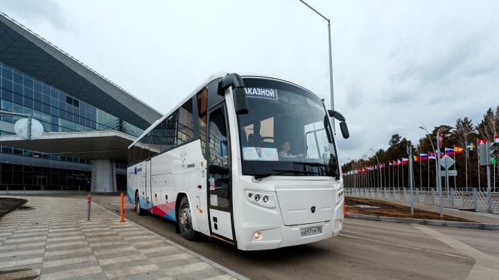 В новых автобусах Красноярска будет Wi-Fi и другие современные удобства