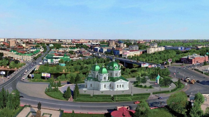 Комиссия отказалась разрешать строительство храма в омском сквере. Идею поддержали только двое