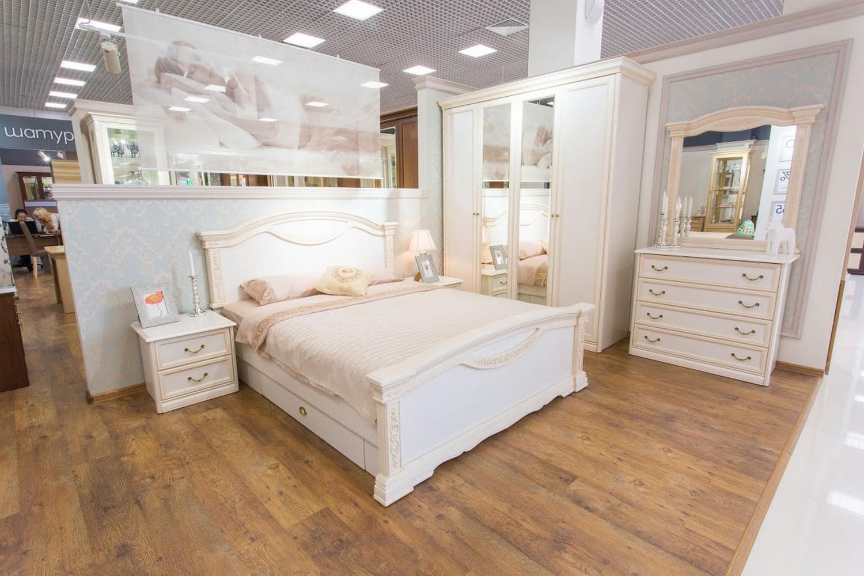 Спальни Шатура-мебель