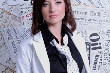 Региональный директор ОАО «Плюс Банк» г. Новосибирска Мария Щербакова