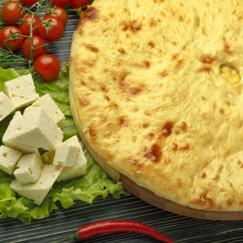 «Олибах» — пирог с сыром