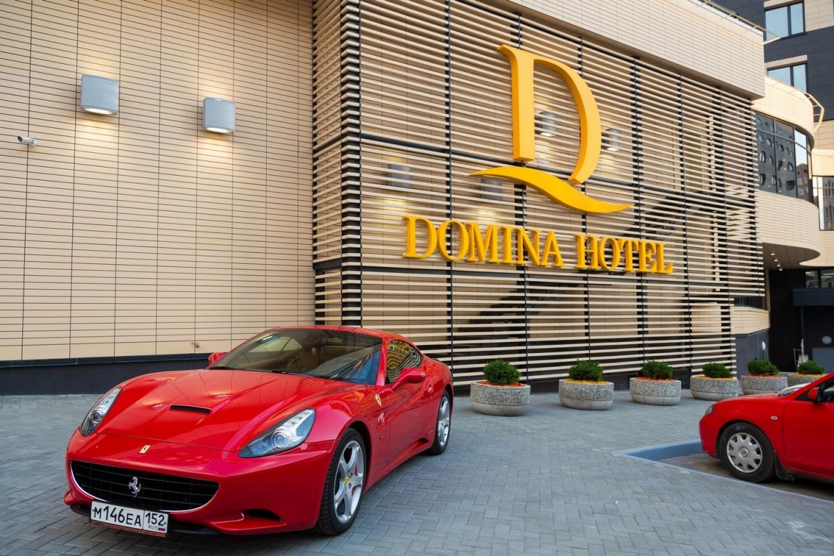 Domina Hotel Novosibirsk стал вторым российским отелем в сети Domina после открытия Domina Prestige St.Petersburg в Петербурге в 2012 году. В общей сложности в созвездие Domina входит порядка 30 отелей, расположенных по всему миру.