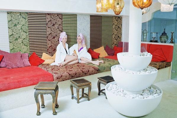 Хаммам — комплекс из нескольких зон: мягкой зоны с диванами, зоны с прогревочными сиденьями и парной. Одно из самых любимых мест отдыха гостей Термального центра