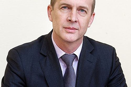 Генеральный директор ОАО «Завод «Экран» Сергей Скоромкин