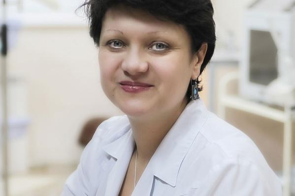 Акушер-гинеколог высшей квалификационной категории, к.м.н. Маргарита Викторовна Чекалина