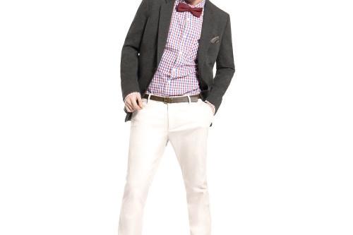 <b>Звездные брюки сезона.</b> Чинос, свободные брюки из натуральных тканей, стали настоящим открытием в мире моды и достойной альтернативой джинсам. Чиносы Синар изготовлены по заказу компании в Сербии и представлены в самых актуальных цветах: серый, синий, хаки. Размеры: 96-116. <price>1990 руб.</price>