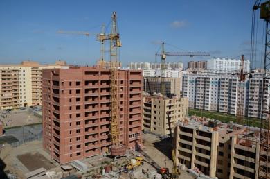 Динамика строительства: сентябрь 2011