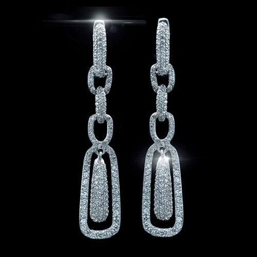 Украшения с якутскими бриллиантами 93