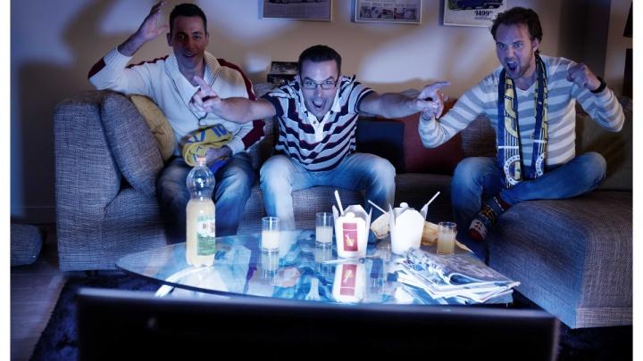 Финал ЧМ по футболу — на большом экране