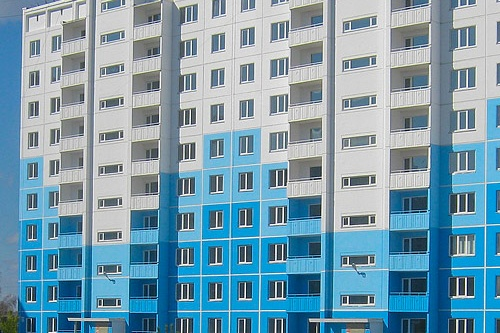 Благоустройство придомовой территории домов жилого района «Чистая Слобода»