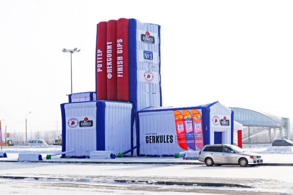 Компания «Геркулес-Сибирь» основана в Новосибирске в 1997 году и является одним из лидеров рынка сухих строительных смесей Сибирского федерального округа с рыночной долей более 30%.