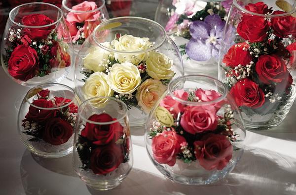 Стабилизированные цветы.живые цветы на 5 лет подарок мужчине на годовщину знакомства