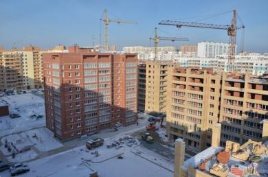 Жилой комплекс Молодежный, в ноябре 2011 года сдается первый дом