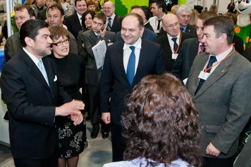 В открытии весенней выставки «ТурСиб» приняла участие делегация во главе с послом Мексики в России