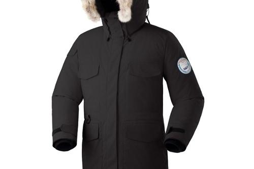 """Если вы замерзаете зимой, то обратите внимание на одну из самых теплых моделей серии «За полярным кругом»! В таком пуховике вы не замерзнете даже на северном полюсе. <b><a href=""""http://s-fox.ru/catalog/puhoviki-5204/puhovik-bask-taimyr/"""" target=""""_blank"""">Bask Taimyr</a></b>, <price>19990 руб.</price>"""