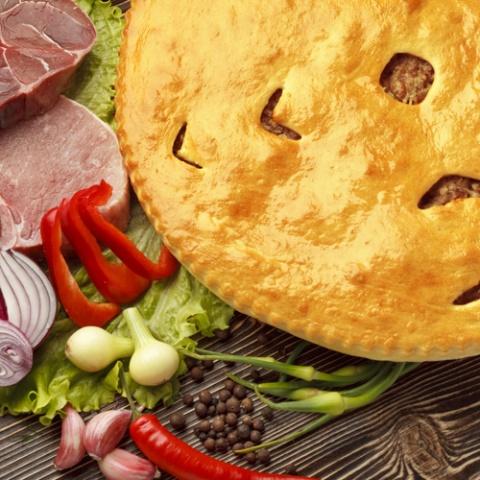 Фыдджын — праздничный мясной пирог