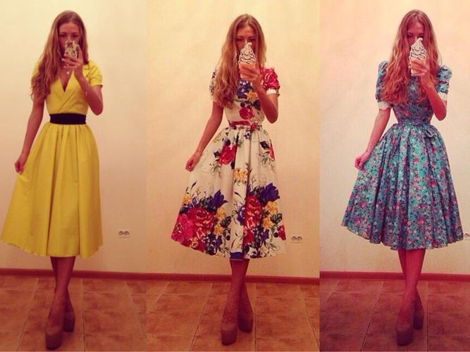 Инстаграм магазины платьев