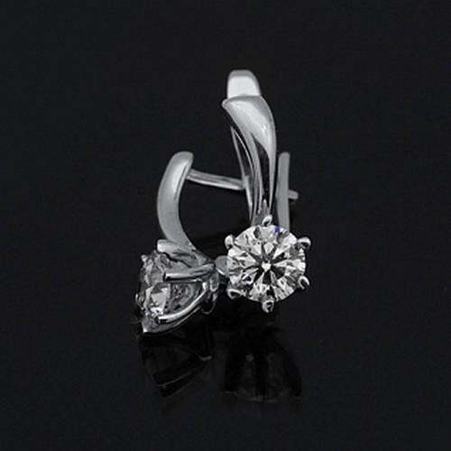 Украшения с якутскими бриллиантами