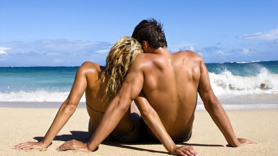Лето секс пляж