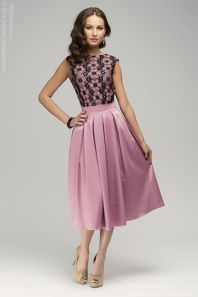 Ромашки из ткани на платье