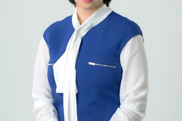 Ирина Борисовна Хапко, директор сети химчисток Le Lus de La France